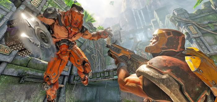 В Quake Champions не появится королевская битва