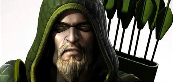 Подтвержден новый персонаж Injustice: Gods Among Us - Green Arrow