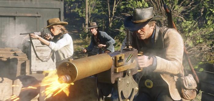 """Как получить костюм """"Легенда Дикого Запада"""" в Red Dead Redemption 2"""