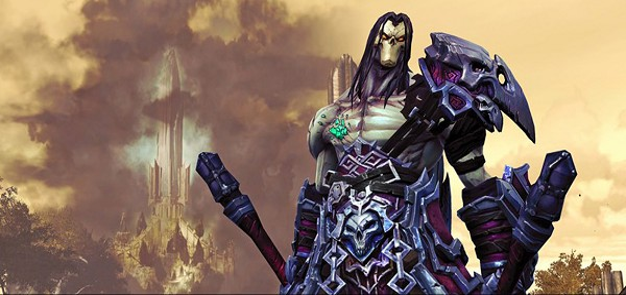 Darksiders II: получите свой комплект Crow Armor бесплатно