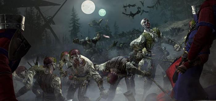 Гигант-скелет из кораблей — новый трейлер дополнения для Total War: Warhammer 2