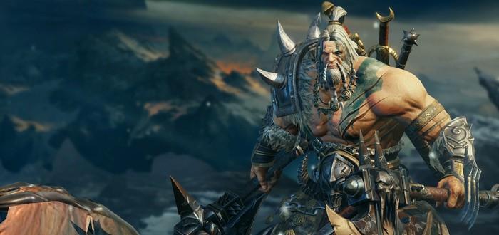 Blizzard удаляет комментарии под трейлером Diablo Immortal