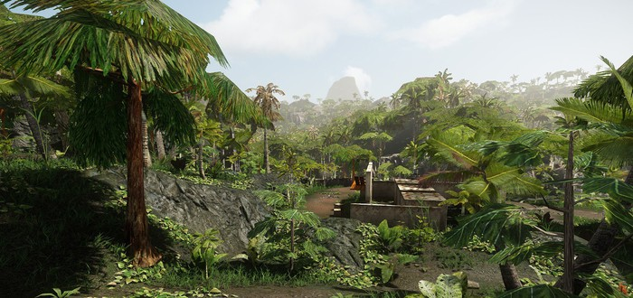 Фанат делает ремейк Jurassic Park Trespasser на CryEngine