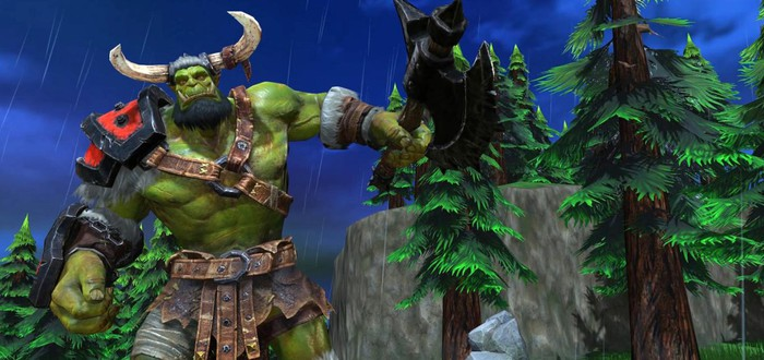Сравнение трейлеров оригинального Warcraft III с ремастером