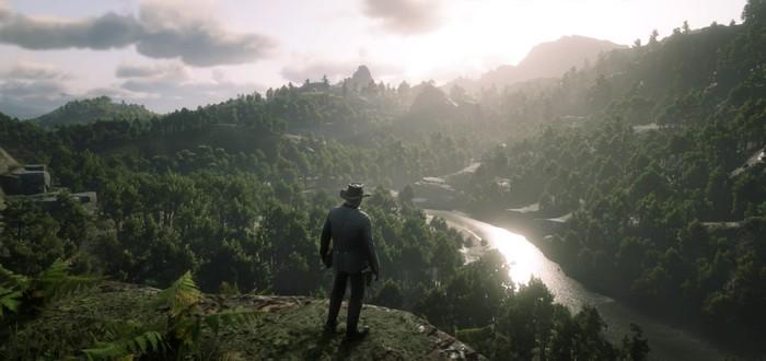Игрок попал в Мексику в Red Dead Redemption 2
