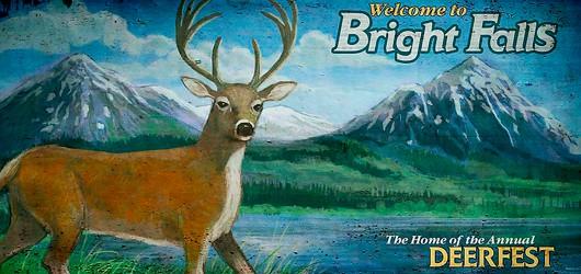 Alan Wake: первые серии Bright Falls