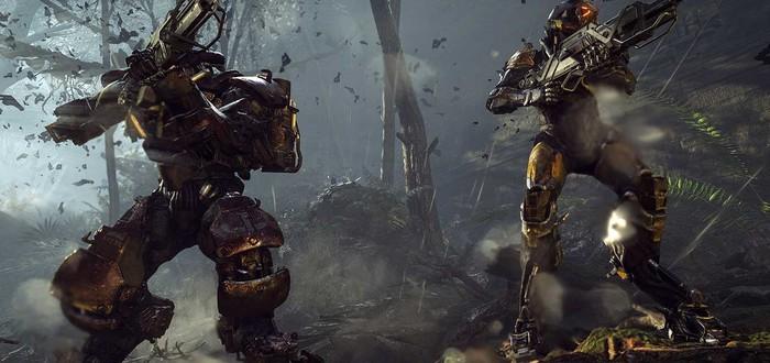 Anthem может получить графические режимы  на PS4 Pro и Xbox One X