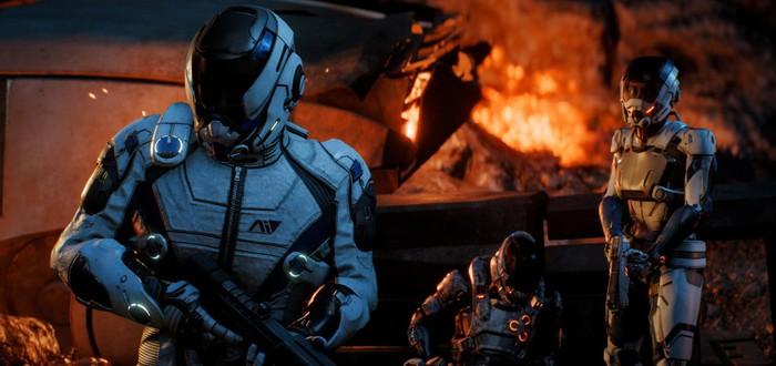 Mass Effect Andromeda может получить патч для Xbox One X