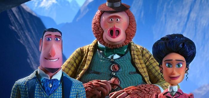 """Дебютный трейлер Missing Link — нового кукольного мультфильма авторов """"Кубо: Легенда о самурае"""""""