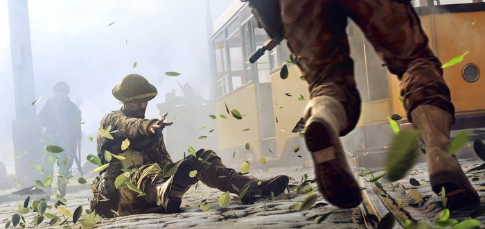 Релизная версия Battlefield V не поддерживает трассировку лучей