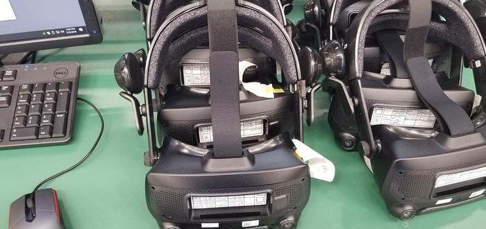 Valve разрабатывает собственный VR-шлем