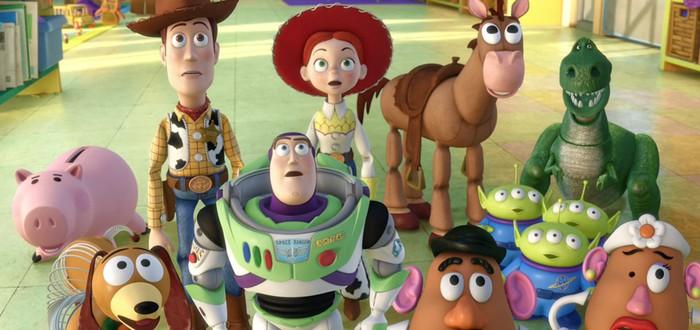"""Pixar выпустила первый тизер """"Истории игрушек 4"""""""