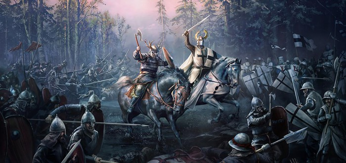 Релизный трейлер дополнения Holy Fury для Crusader Kings 2