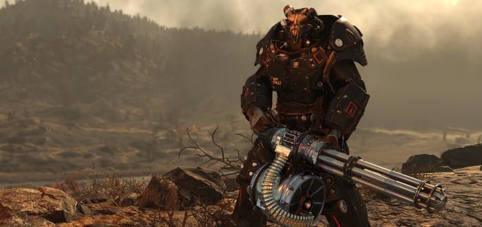 Как изменить область обзора и размытие в Fallout 76 на PC