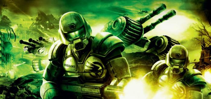 EA анонсировала ремастеры Command & Conquer: Tiberian Dawn и Red Alert