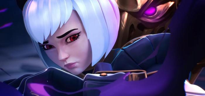 Орфея появилась на основных серверах Heroes of the Storm