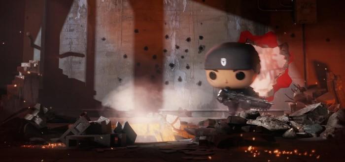 Дебютный геймплей мобильной игры Gears Pop от The Coalition
