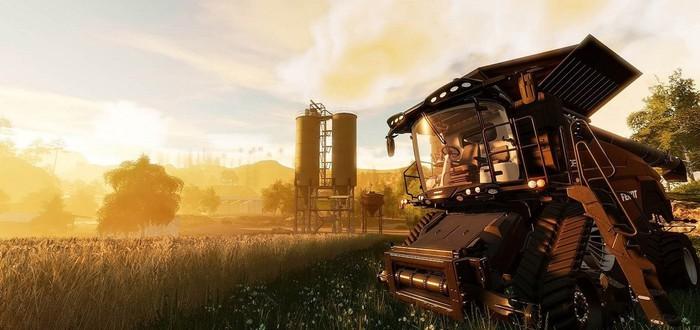 """Новый трейлер Farming Simulator 19 спародировал фильмы серии """"Форсаж"""""""