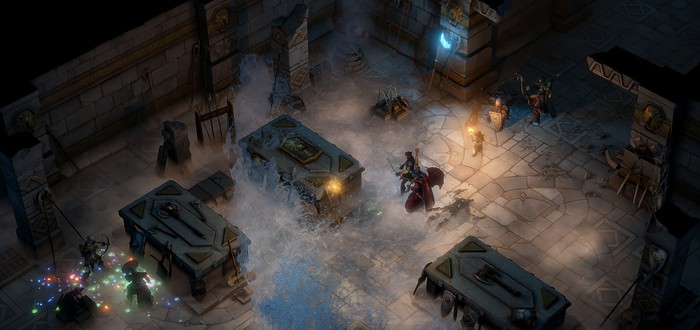 Pathfinder: Kingmaker выйдет на PS4, Xbox One и Switch