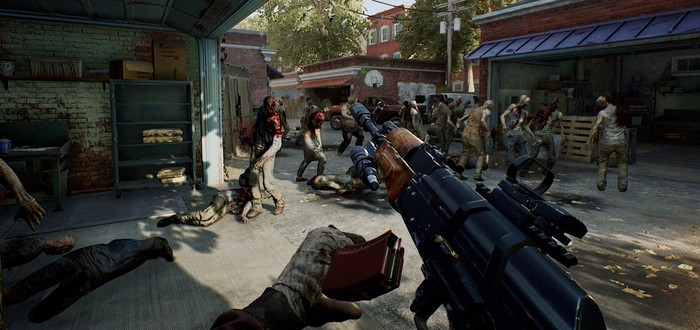 Релиз Overkill's The Walking Dead не спас Starbreeze от падения акций