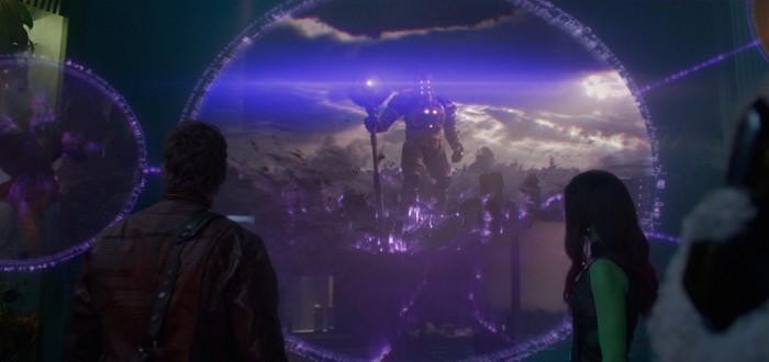 """Слух: В """"Мстителях 4"""" может появиться древняя раса Целестиалов"""