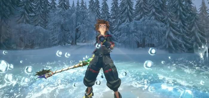Новый сюжетный трейлер Kingdom Hearts 3, игра ушла на золото