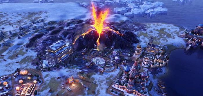 Firaxis анонсировала второе DLC для Civilization VI