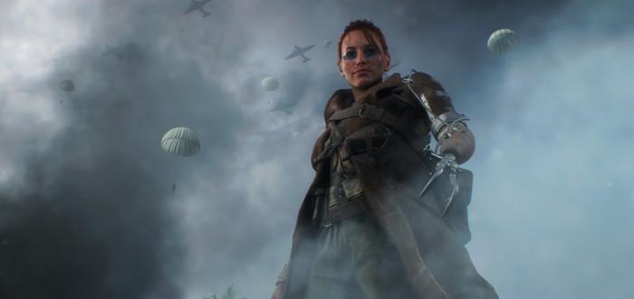 Оценки Battlefield 5 — критики довольны, а игроки нет