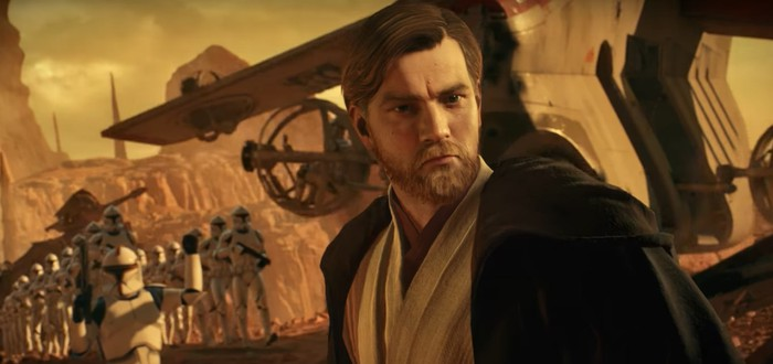 Битва за Джеонозис в трейлере обновления для Star Wars Battlefront II