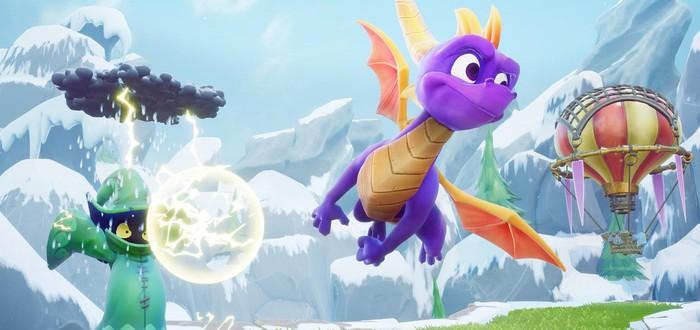 Огонек моей души: Обзор Spyro Reignited Trilogy