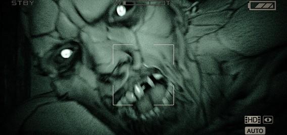 Outlast: новая хоррор игра от создателей Assassin's Creed