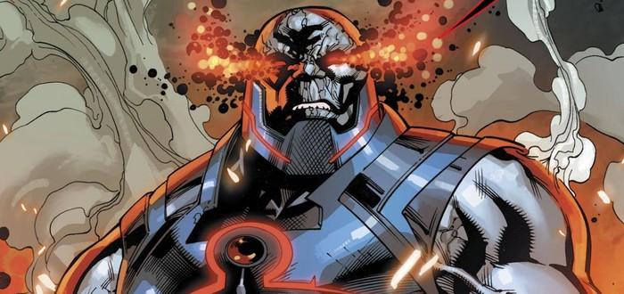 Первый взгляд на Дарксайда из киновселенной DC