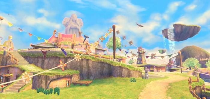 Слух: The Legend of Zelda: Skyward Sword выйдет на Nintendo Switch