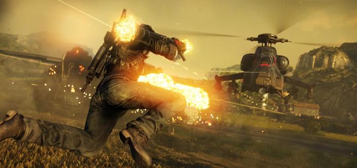 Возможности крюка в новом геймплее Just Cause 4 от IGN