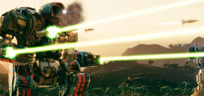 Сюжетное дополнение Flashpoint для стратегии Battletech уже доступно