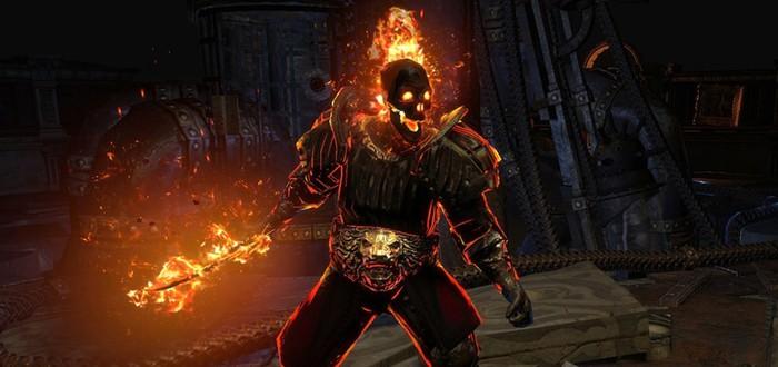 Выход Path of Exile на PS4 перенесен на февраль 2019 года