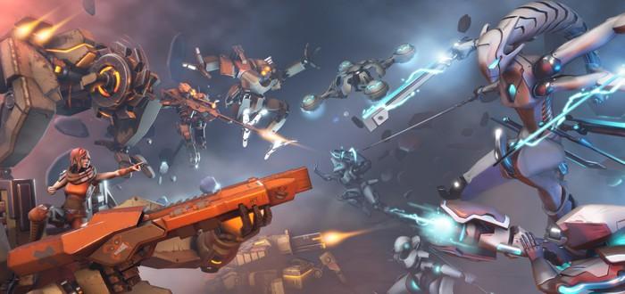 Batalj — мультиплеерная тактическая игра от бывших разработчиков DICE