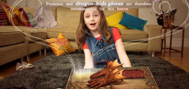 Sony Computer Entertainment приглашает в мир волшебства