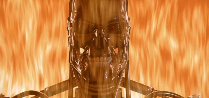 """В GTA V полностью воссоздадут фильм """"Терминатор 2"""""""