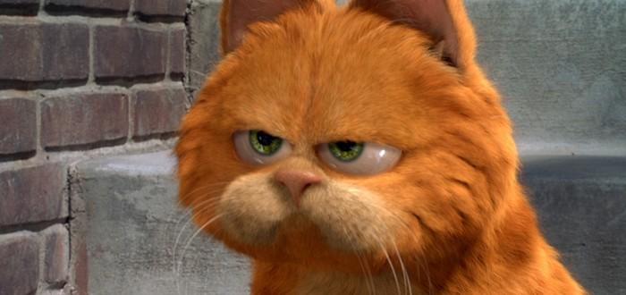 Кота Гарфилда превратили в ужасного монстра из мира Лавкрафта