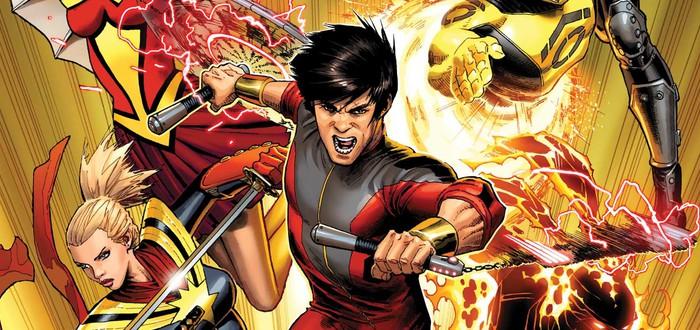 Слух: Marvel занялась фильмом про азиатского супергероя Шанг-Чи