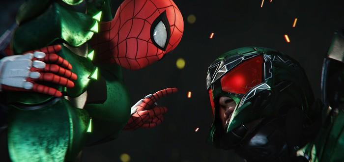 FIFA 19 и Spider-Man стали самыми продаваемыми играми в странах  EMEAA