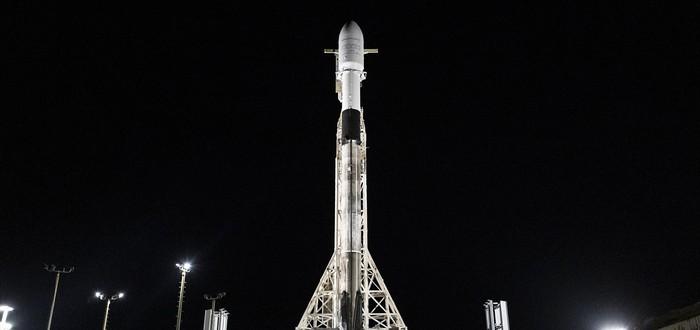 Вчерашний запуск Falcon 9 поставил четыре рекорда