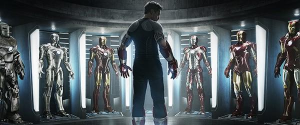 Первый трейлер Iron Man 3