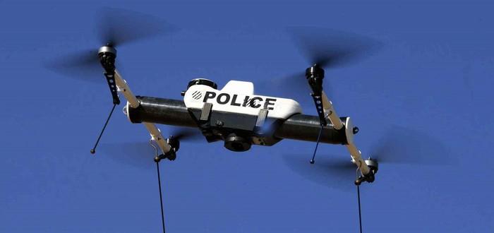 Полиция Нью-Йорка начнёт применение дронов во время операций