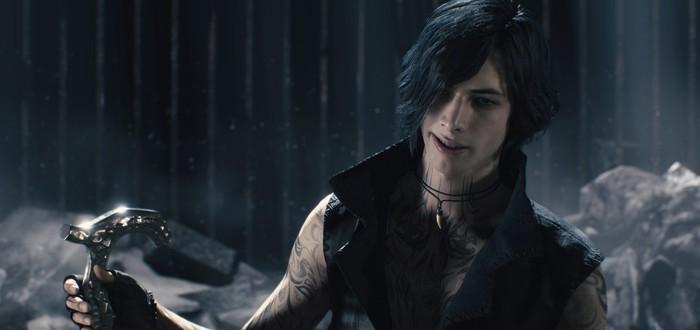 Capcom выпустила музыкальную тему V из Devil May Cry 5
