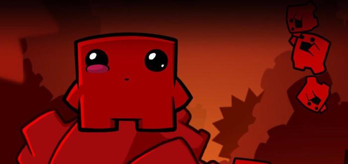 Super Meat Boy Forever выйдет в апреле 2019 года