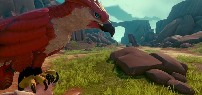 Геймплейный трейлер Falcon Age — адвенчуры о соколиных охотниках