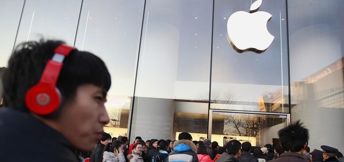 Apple прекратит продажу некоторых моделей iPhone в Китае из-за Qualcomm