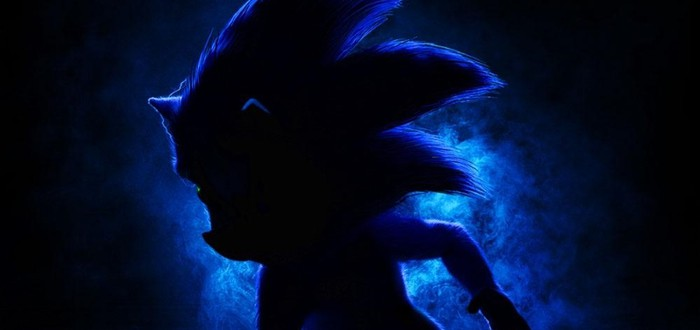 Постер и тизер Sonic The Hedgehog: Movie